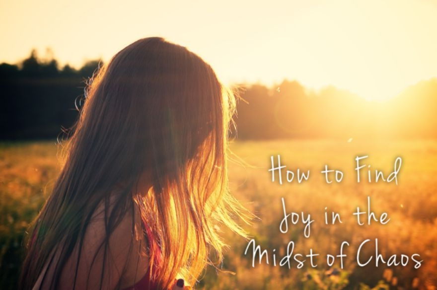 Southern Made Blog | How to Find Joy in the Midst of Chaos