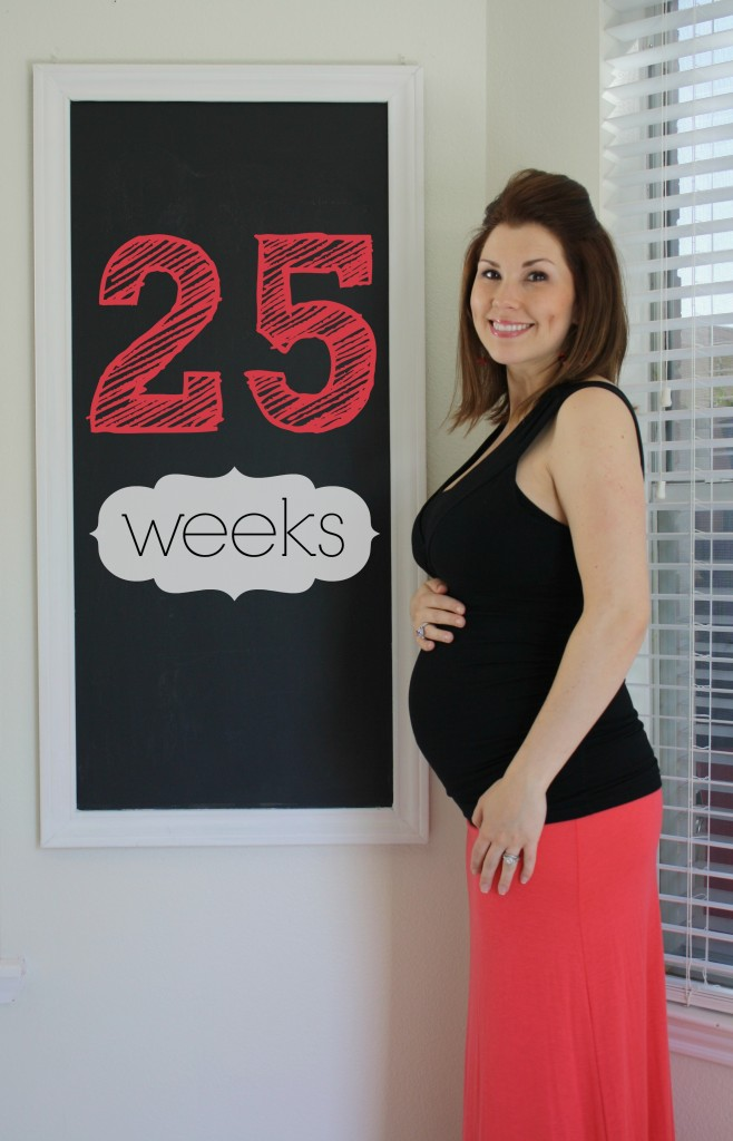 25 weeks Southern Made Blog