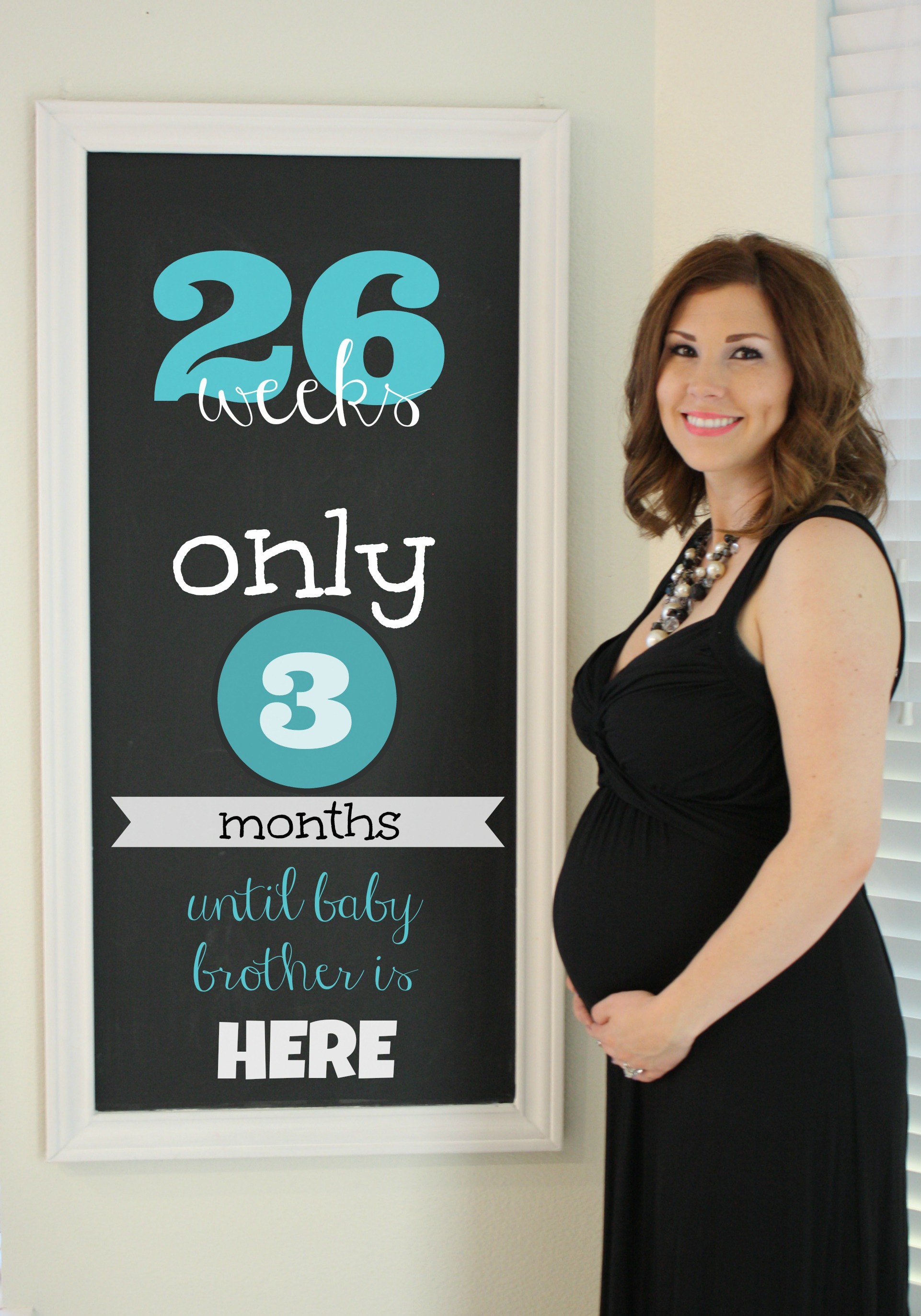 26 weeks Southern Made Blog