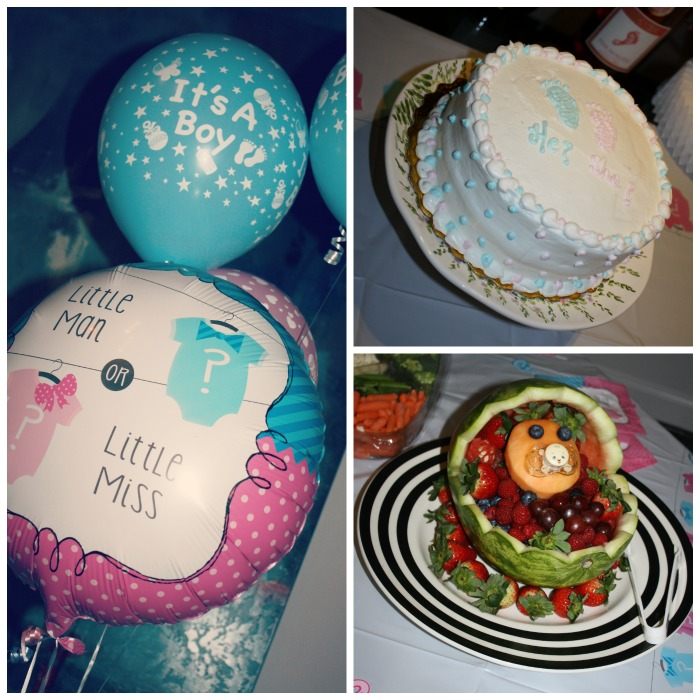 Little Man or Little Miss Gender Reveal Party Decor - Southern Made Blog