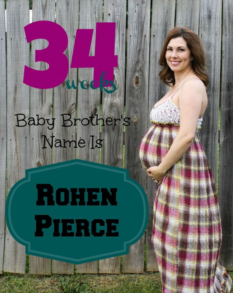 Southern Made Blog-34 weeks