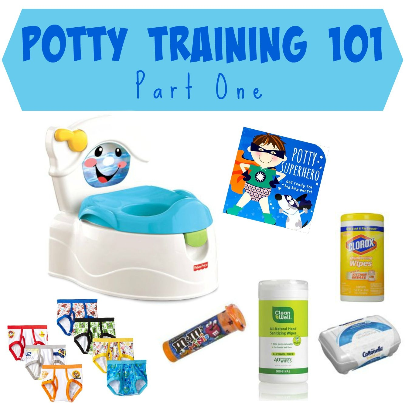 Southern Made Blog | Potty Training 101 | Part One