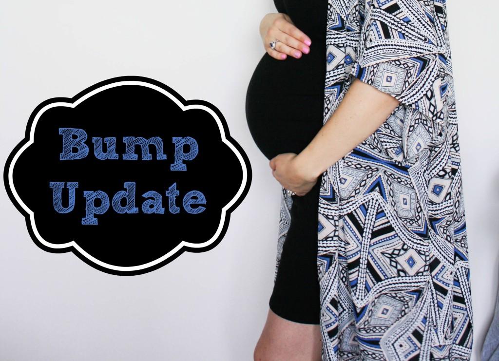 Southern Made Blog- Third Trimester Bump Update