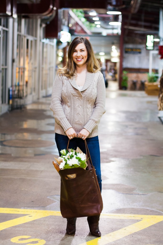 My Top 3 Ways to Use a Shoulder Tote| Southern Made Blog