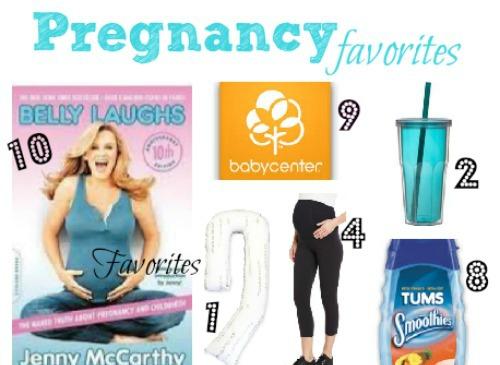 Pregnancy Favorites | Must Haves